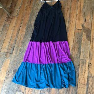 Mossimo Large Maxi Dress 👗